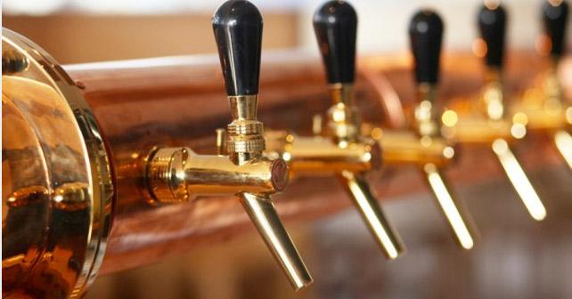bier-zapfhahn